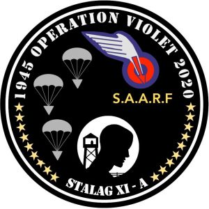 Mission Patch: Operation Violet